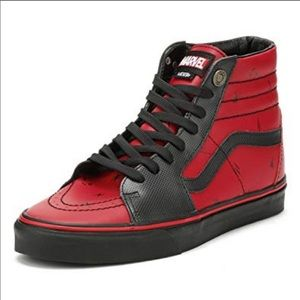 Vans Deadpool Hightops